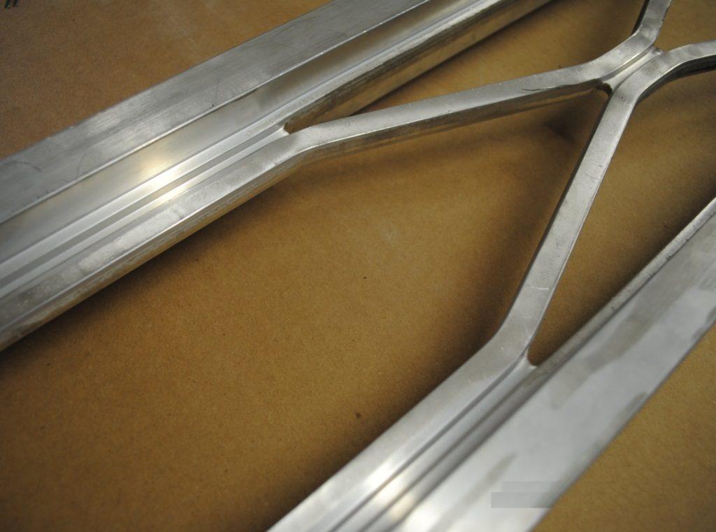 Amplibeam - Expanded aluminium beam